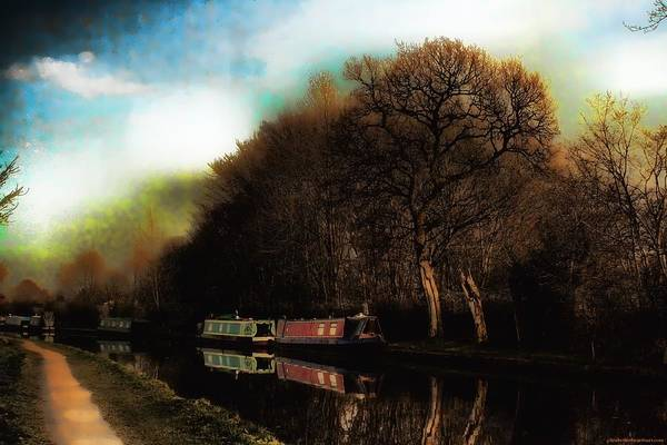 Houseboat Photograph - Da Vinci by Abbie Shores
