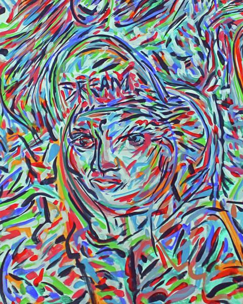 Ranchera Wall Art - Digital Art - Daca Dream by Jimmy Longoria