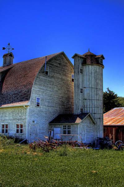 Photograph - Dahmen Barn V by David Patterson