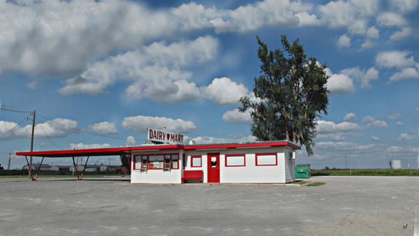 Photograph - Dairy Mart  by Shelli Fitzpatrick