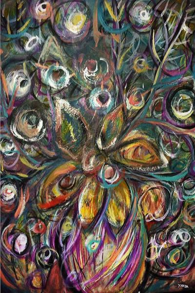 Daisy Eyes Art Print