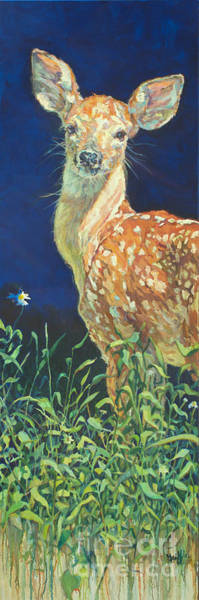 Painting - Daisy by Patricia A Griffin