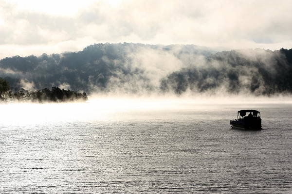 Photograph - Dale Hollow Morning Fishing by Susie Weaver