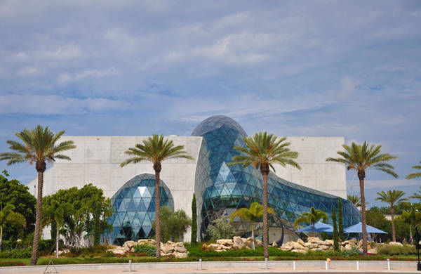 Salvador Photograph - Dali Museum by Bill Cannon
