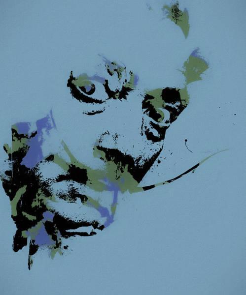 Moustache Mixed Media - Dali Pop Art by Dan Sproul