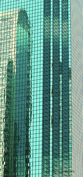 Photograph - Dallas Architecture 2 by Roberta Byram