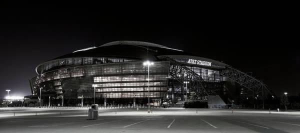 Dallas Cowboys Photograph - Dallas Cowboys Stadium by Daniel Hagerman