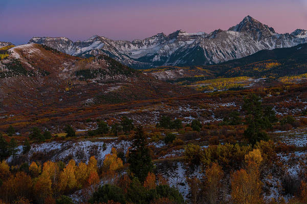 Photograph - Dallas Peak by Gary Lengyel