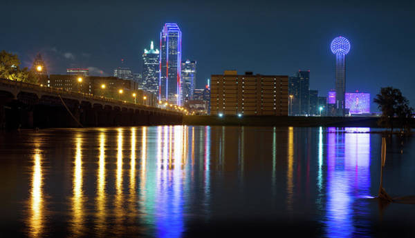 Photograph - Dallas Skyline 051118 by Rospotte Photography