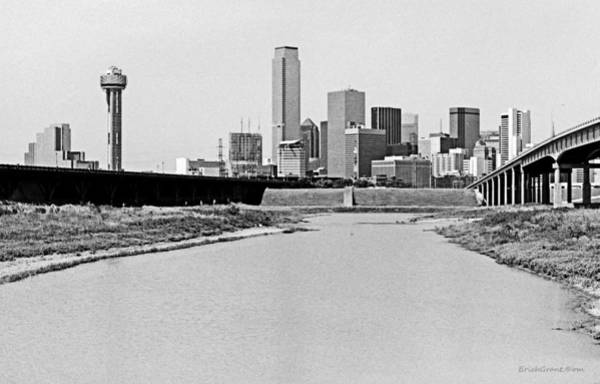 Photograph - Dallas Texas 1985 by Erich Grant