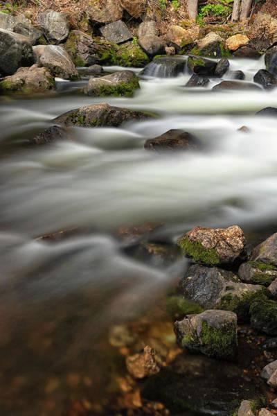 Photograph - Damariscotta River Rapids by Kristen Wilkinson