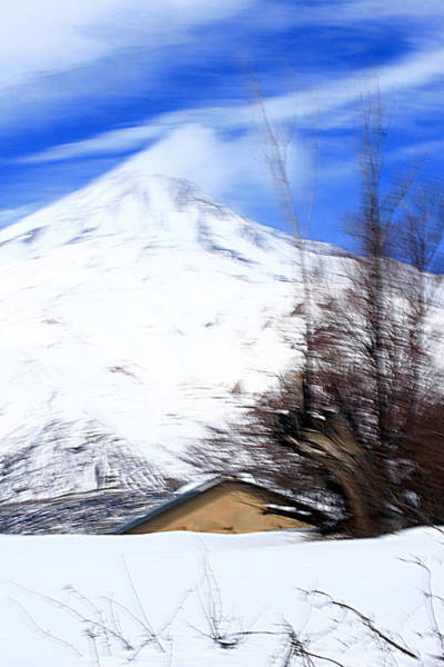 Wall Art - Photograph - Damavand by Robert Shahbazi
