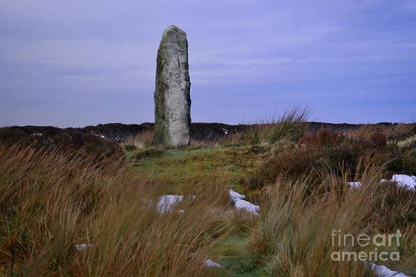 Photograph - Danby High Moor Stone by Martyn Arnold