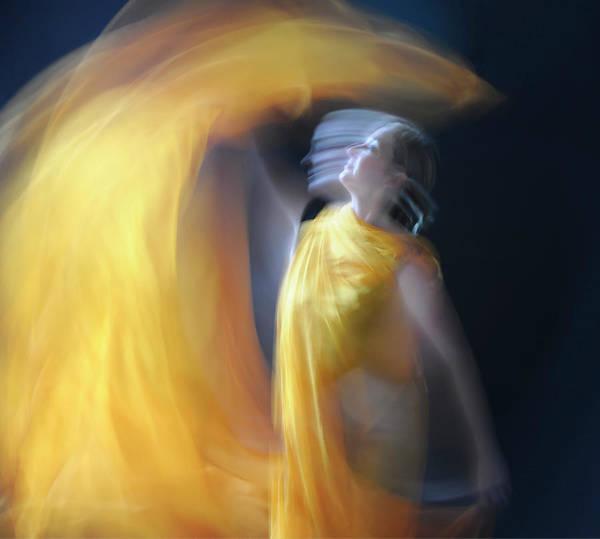 Golden Light Art Print