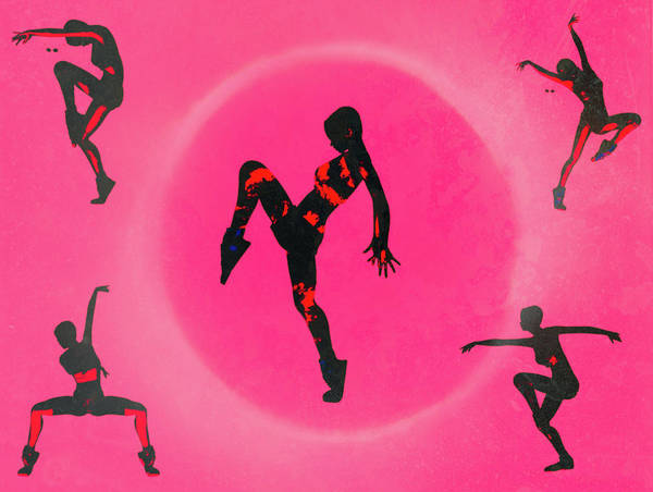 Photograph - Dance Dance Dance by Bob Orsillo
