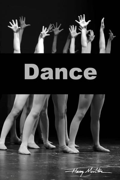 Photograph - Dance by Harry Moulton