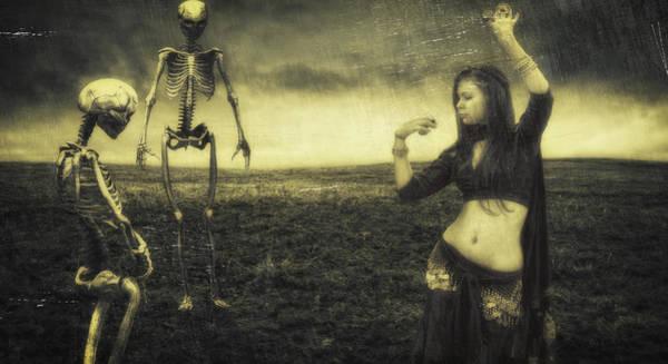 Photograph - Dance Macabre II by Bob Orsillo