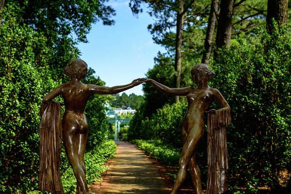 Photograph - Dance Of The Maidens by Michael Scott