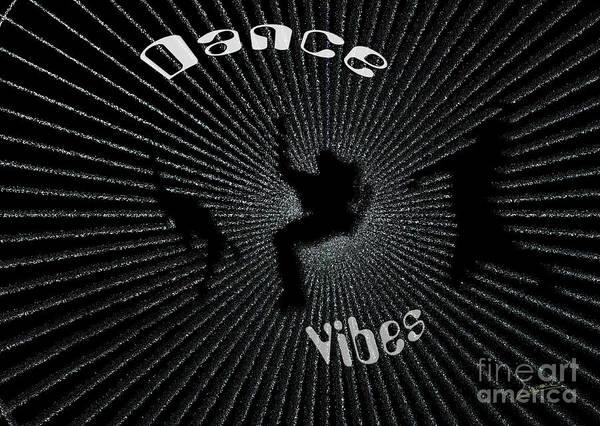 Digital Art - Dance Vibes by Lance Sheridan-Peel