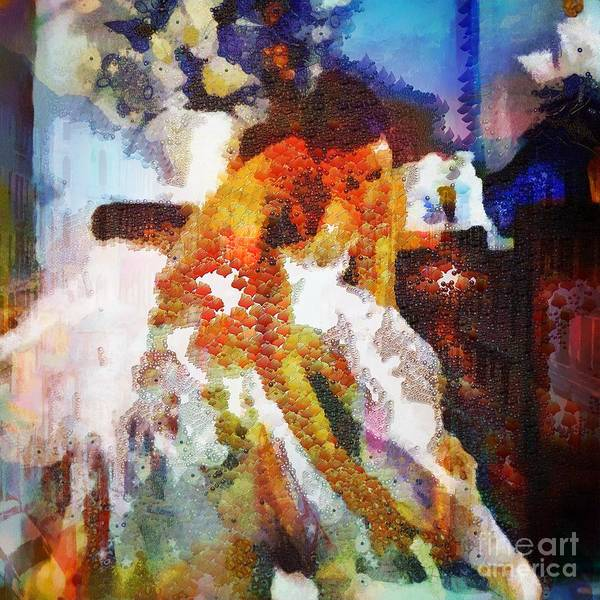 Painting - Danced In Italy by Catherine Lott