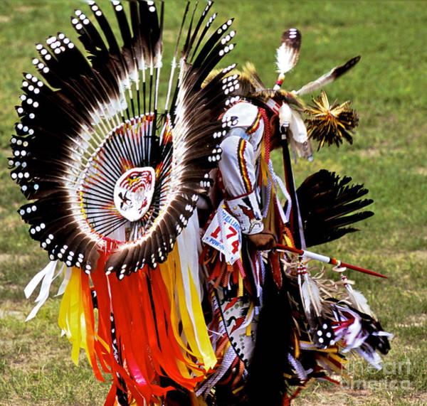 Crazy Horse Photograph - Dancer 174 by Chris Brewington Photography LLC