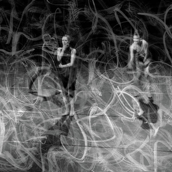 Photograph - Dancing In The Dark by Martina Rall