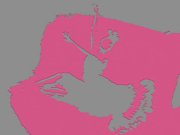 Wall Art - Digital Art - Dancing Princess by Art Spectrum
