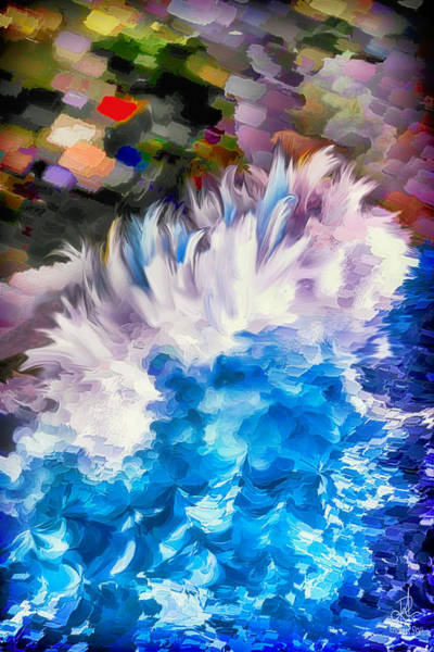Digital Art - Dancing Swells by Pennie McCracken