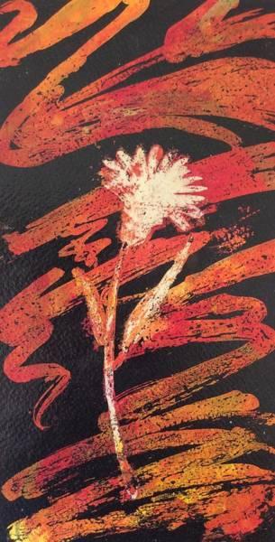 Painting - Dandelion  by Elizabeth Mundaden