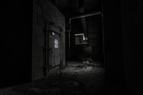 Mke Photograph - Danger In The Shadows by CJ Schmit