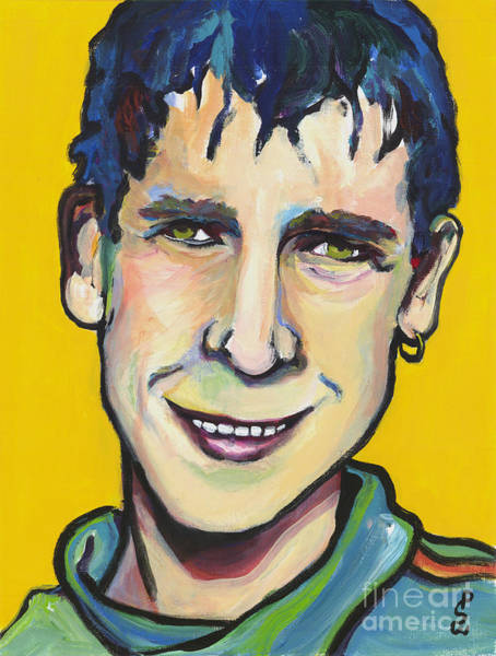 Painting - Daniel by Pat Saunders-White