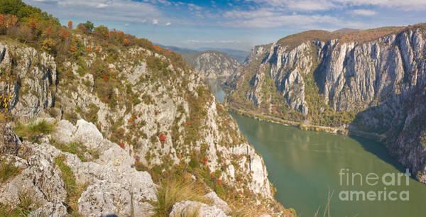 Wall Art - Photograph - Danube Gorges by Gabriela Insuratelu