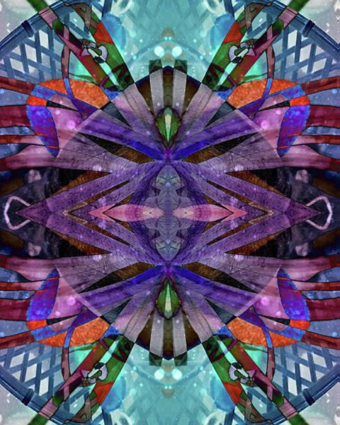 Wicker Basket Digital Art - Darenna House by Jeffory Morris