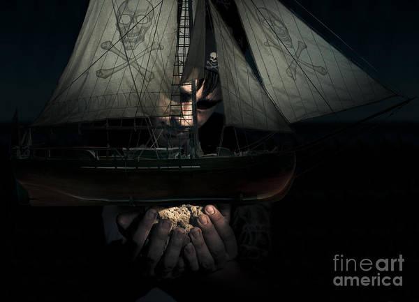 Shadow Digital Art - Dark Adventure by Jorgo Photography - Wall Art Gallery