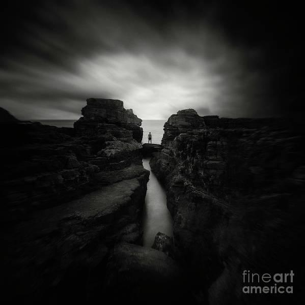 Photograph - Dark Beauty Series 4 by Yucel Basoglu