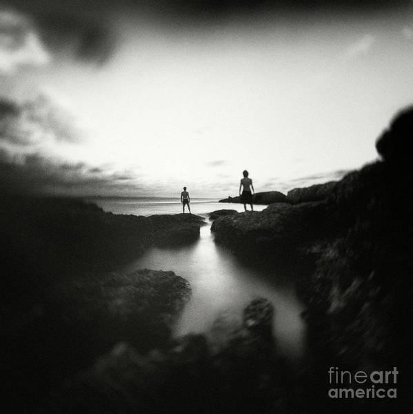 Photograph - Dark Beauty Series 5 by Yucel Basoglu