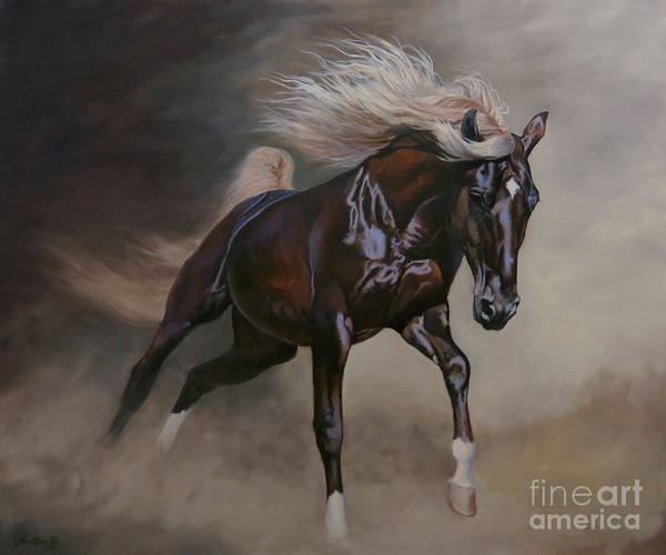 Wall Art - Painting - Dark Chocolate by Jeanne Newton Schoborg