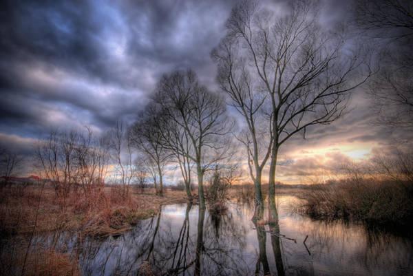 Wall Art - Photograph - Dark Clouds by Jaroslaw Grudzinski