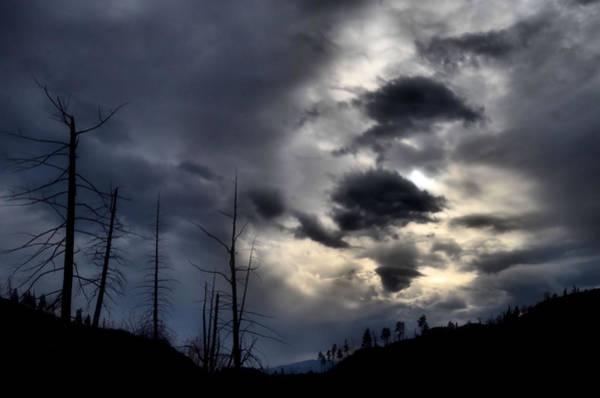 Photograph - Dark Clouds by Tara Turner