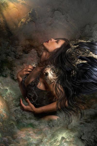 Desire Mixed Media - Dark Desire by G Berry
