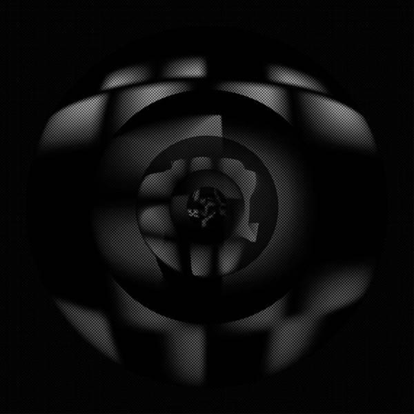 Digital Art - Dark Dot Blossom by Kevin McLaughlin