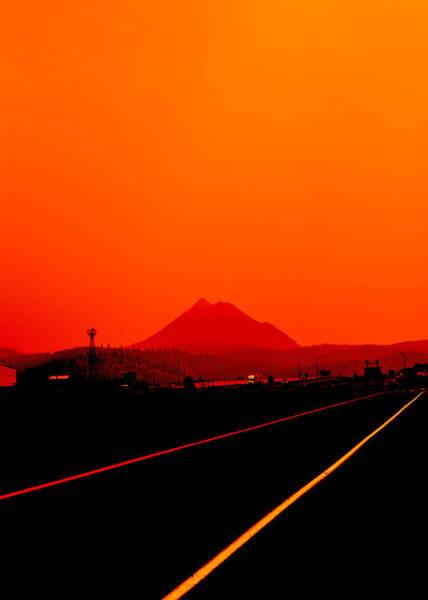 Dark Hill Road 2015 Art Print