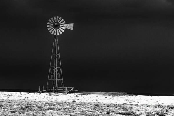 Photograph - Dark Horizon by Jim Garrison