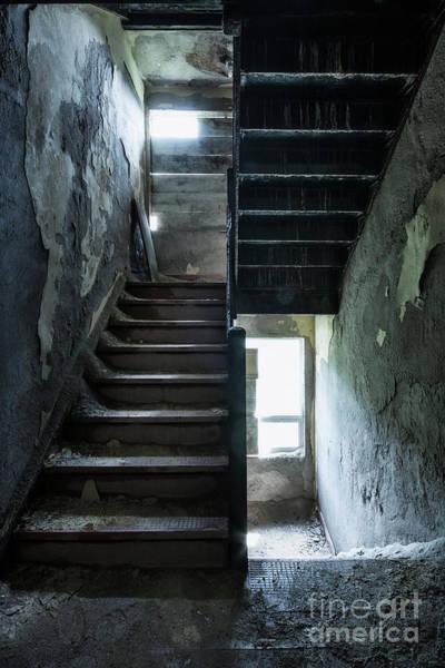 Urban Decay Photograph - Dark Intervals by Evelina Kremsdorf