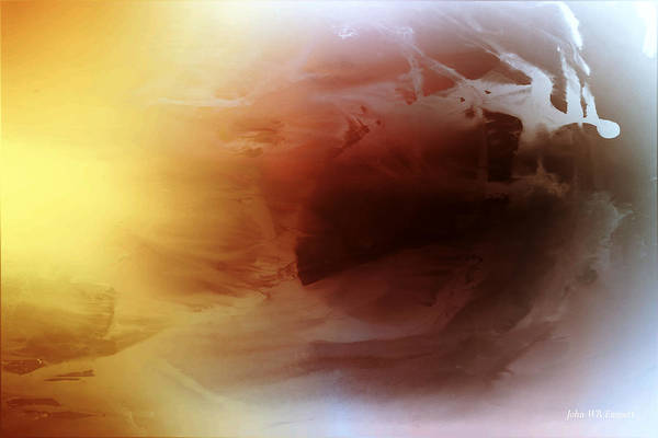 Painting - Dark Lord by John Emmett