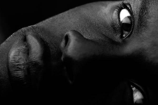 Photograph - Dark Mood by Val Black Russian Tourchin