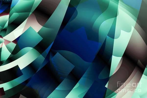Broken Digital Art - Dark Night Of The Soul by John Edwards