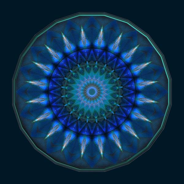 Digital Art - Dark Star by Lynde Young