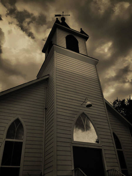 Photograph - Dark Sunday by Nathan Little