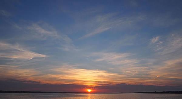 Photograph - Dark Sunrise by  Newwwman